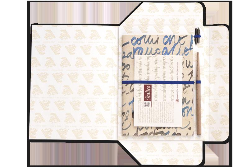 Tassottti Kit de Caligrafía
