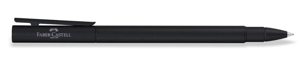 Faber-Castell Bolígrafo Neo Slim Negro
