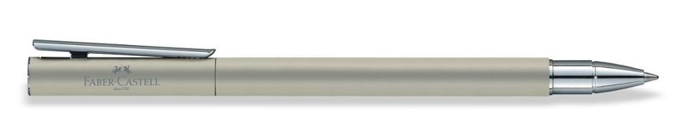 Faber-Castell Bolígrafo Neo Slim Cromado