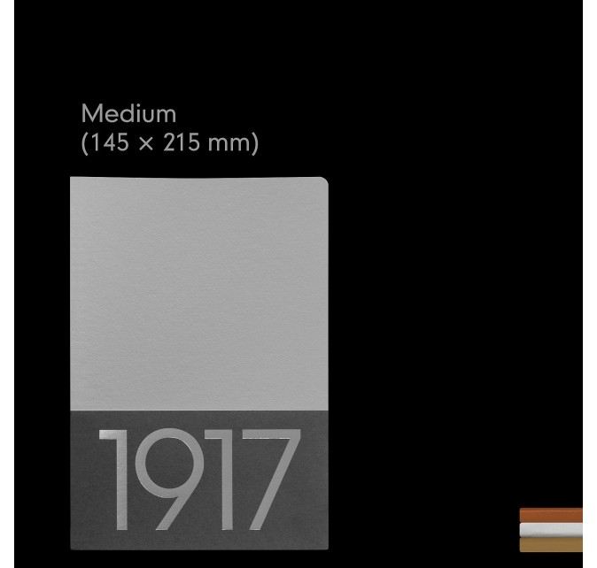 Leuchtturm1917 Jottbook Medium Metallic