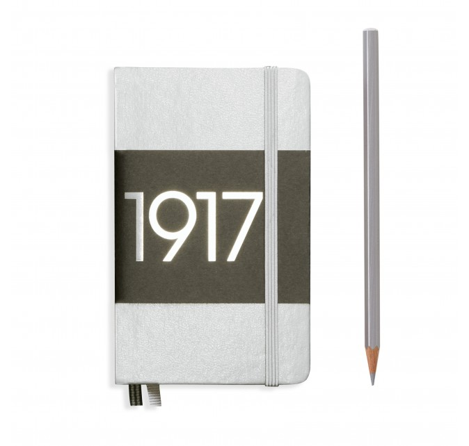 Leuchtturm1917 Libreta Pocket Metallic