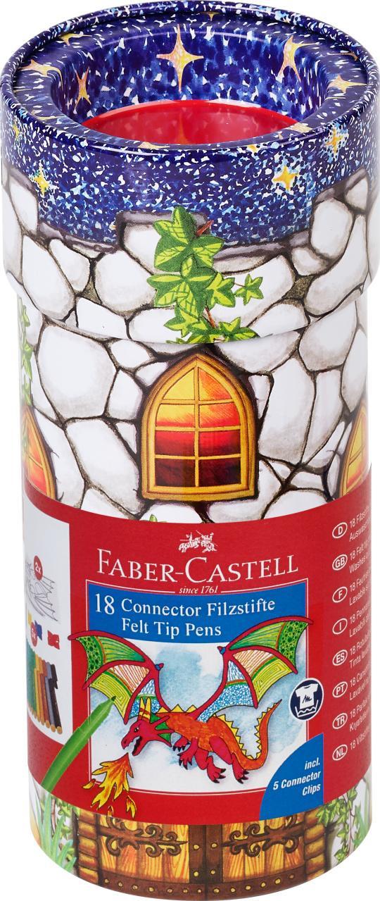 Faber-Castell Castillo Medieval Rotuladores