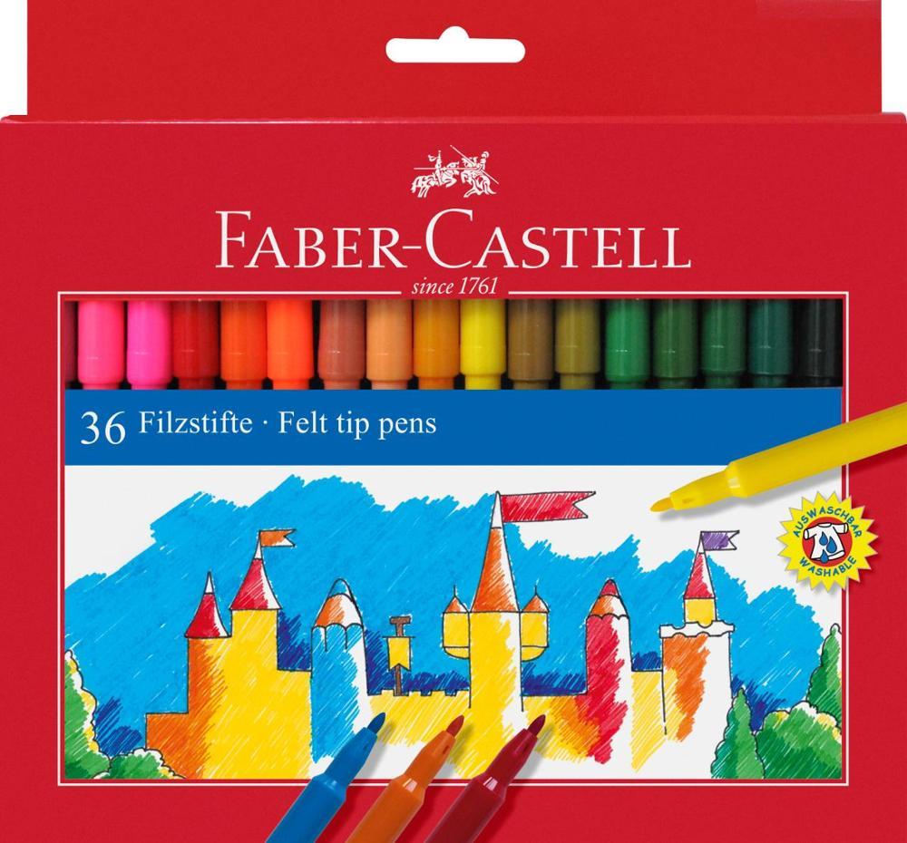 Faber-Castell Rotuladores 36 Unidades