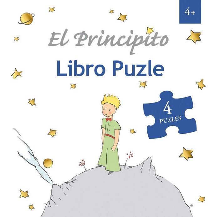 Editorial Saldaña El principito Libro con Puzzles