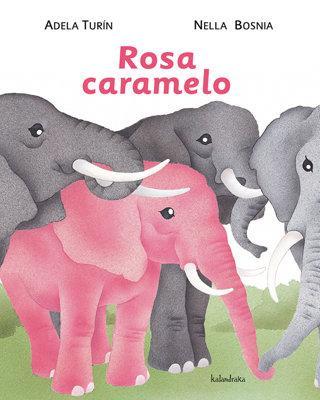 Editorial Kalandraka Rosa Caramelo