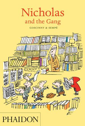 Editorial Phaidon Nicholas and the Gang