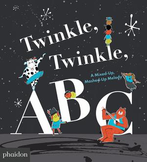 Editorial Phaidon Twinkle, Twinkle ABC