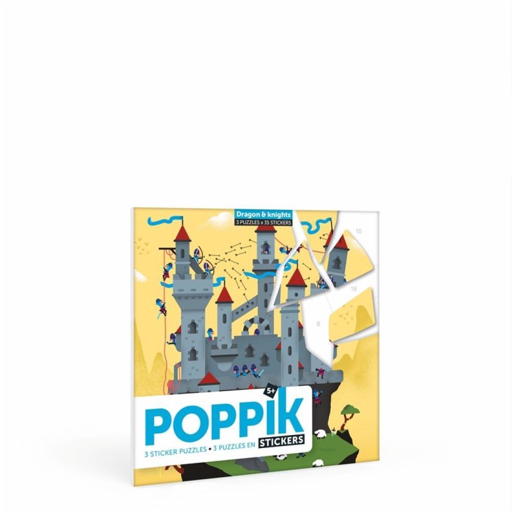 Poppik Poppik 35 Stickers