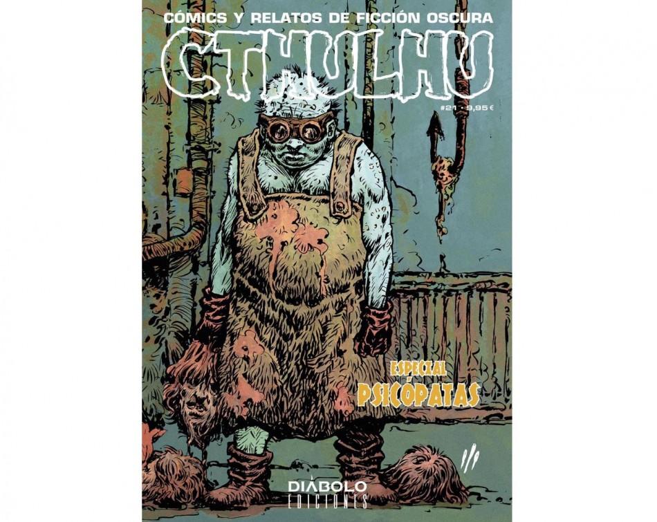 Diabolo Ediciones CTHULHU - Especial Psicópatas