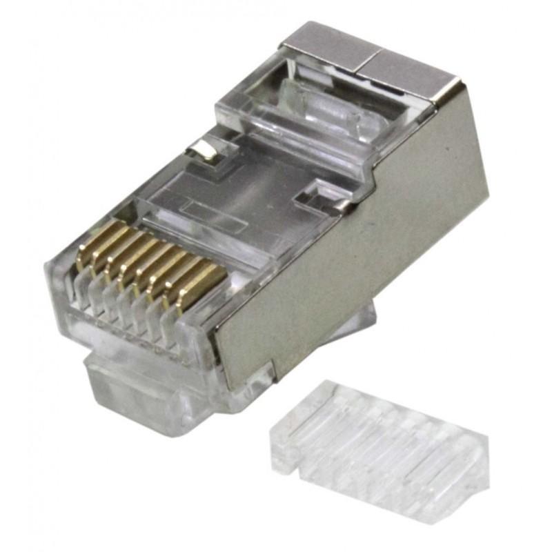 DCU Conector RJ45 FTP CAT6 Macho 391130