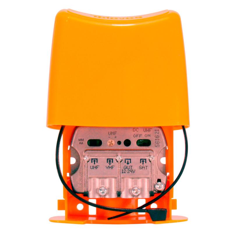 Televes Amplificador Mástil 29dB 3e UHF-VHF-FI LTE700