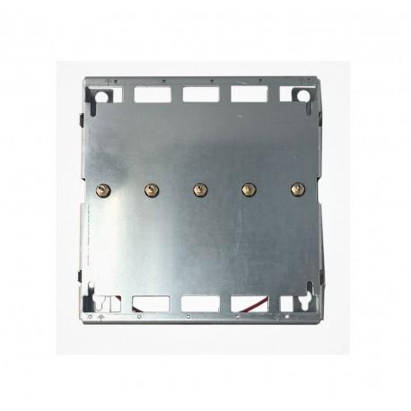 Ikusi Base Soporte 4 Modulos + Fuente BAS-915