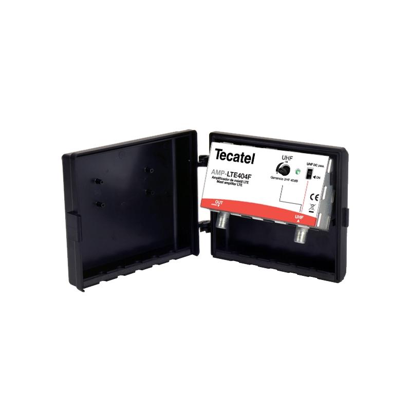Tecatel Amplificador Mástil 1E/1S UHF LTE 40dB