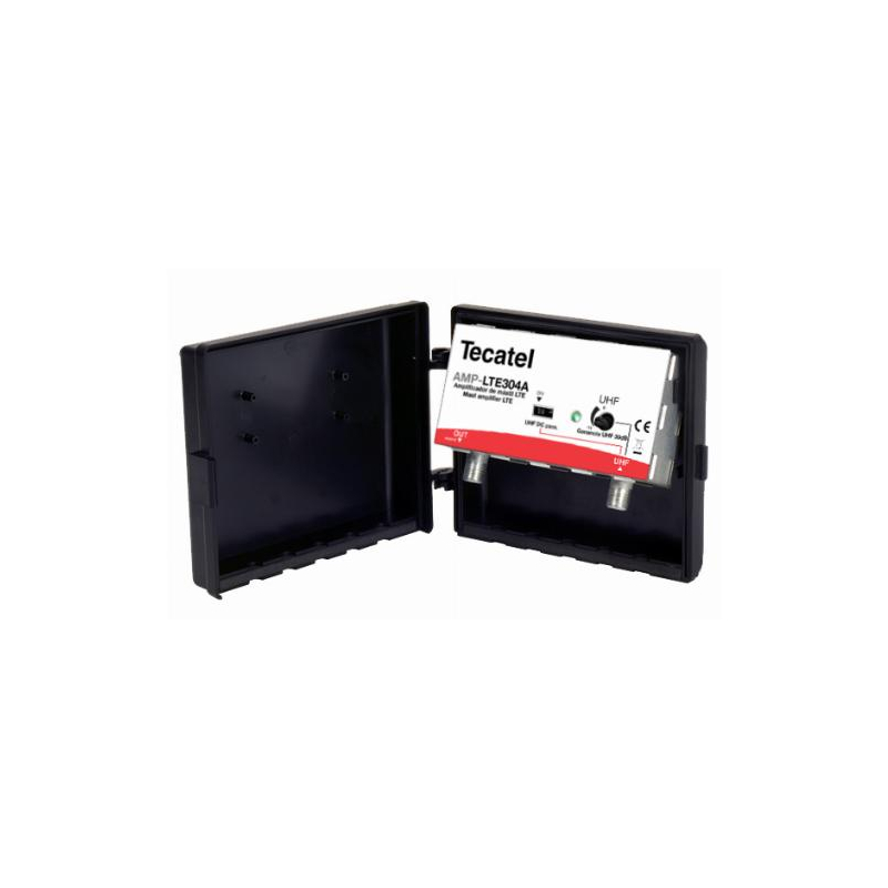Tecatel Amplificador Mástil 1E UHF LTE700 30dB
