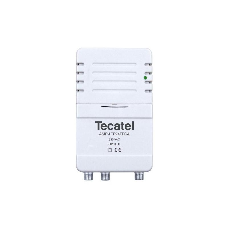 Tecatel Amplificador de vivienda 24dB LTE700