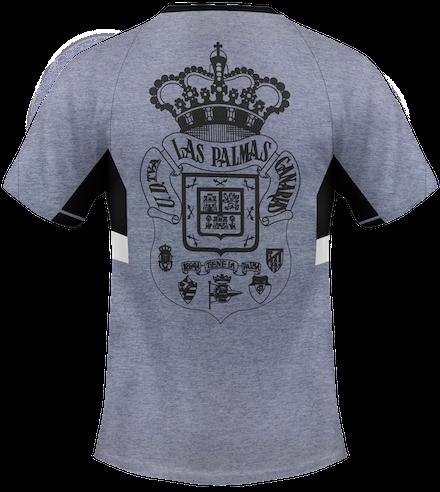 Camiseta gris edición limitada
