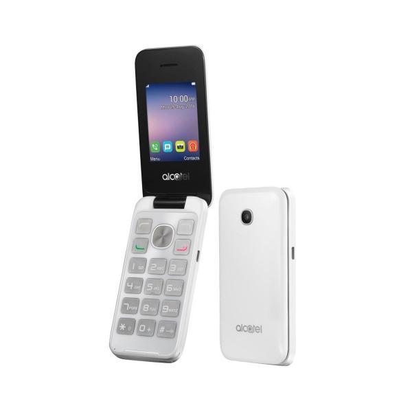 Alcatel Alcatel 2051D (básico con tapa)