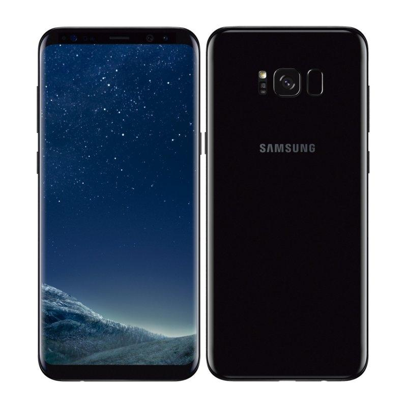 "Samsung Galaxy S8 SM-G950 5.8"" 64GB IP68 Negro"