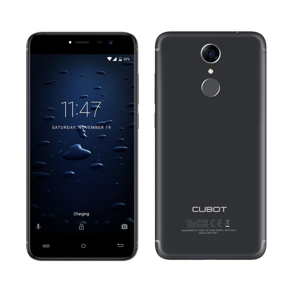 Cubot Note PLUS (cámara 16MPx Sony)