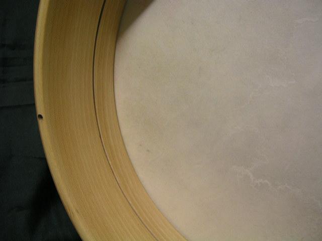 V.B. BODHRAN  40 x 10 cm Parche Piel