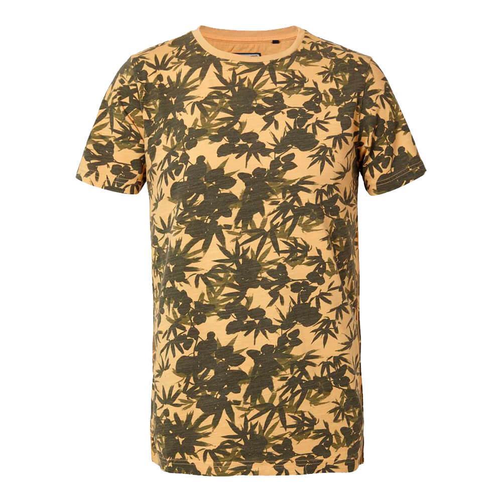 Petrol Industries Camiseta estampada para hombre