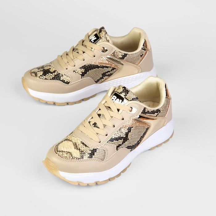 Break And Walk SNEAKERS BUNGLE BEETECH SNAKE