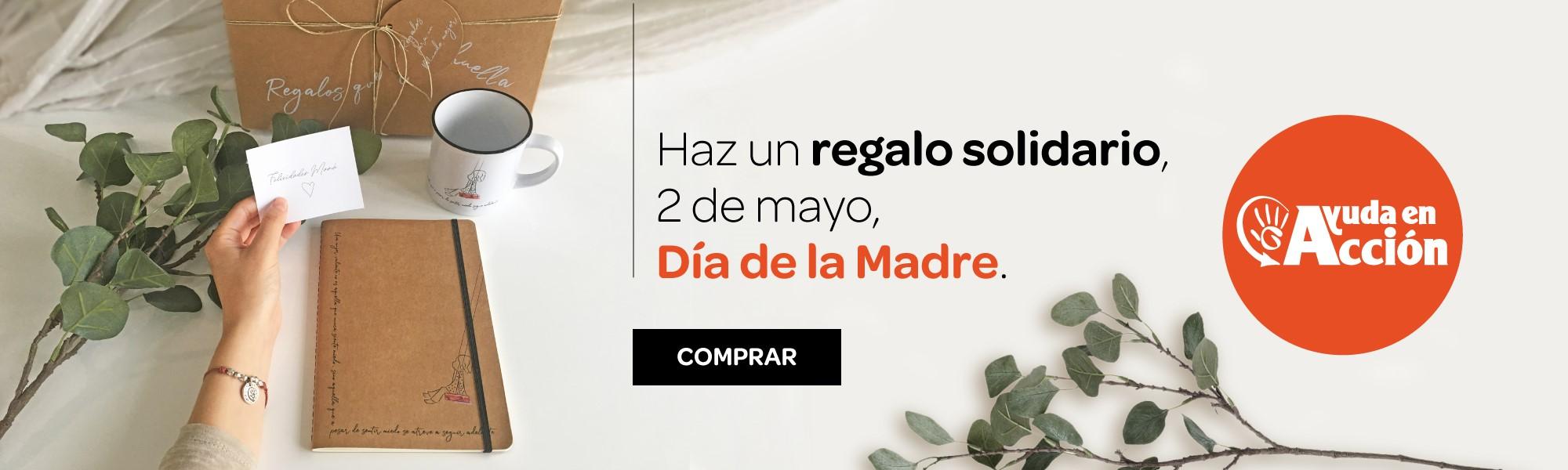Día de la madre Ayuda en Acción - Tienda Online Correos
