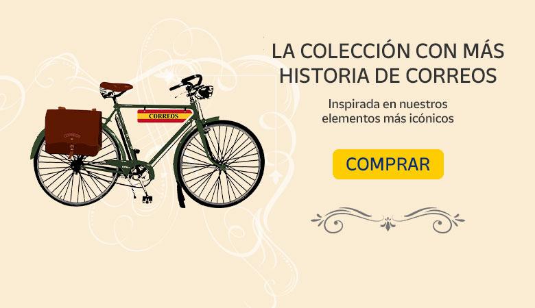 La colección con más historia de Correos - Tienda Online Correos