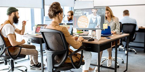 Equipo de diseño personalizado Soluciones Ecommerce Correos